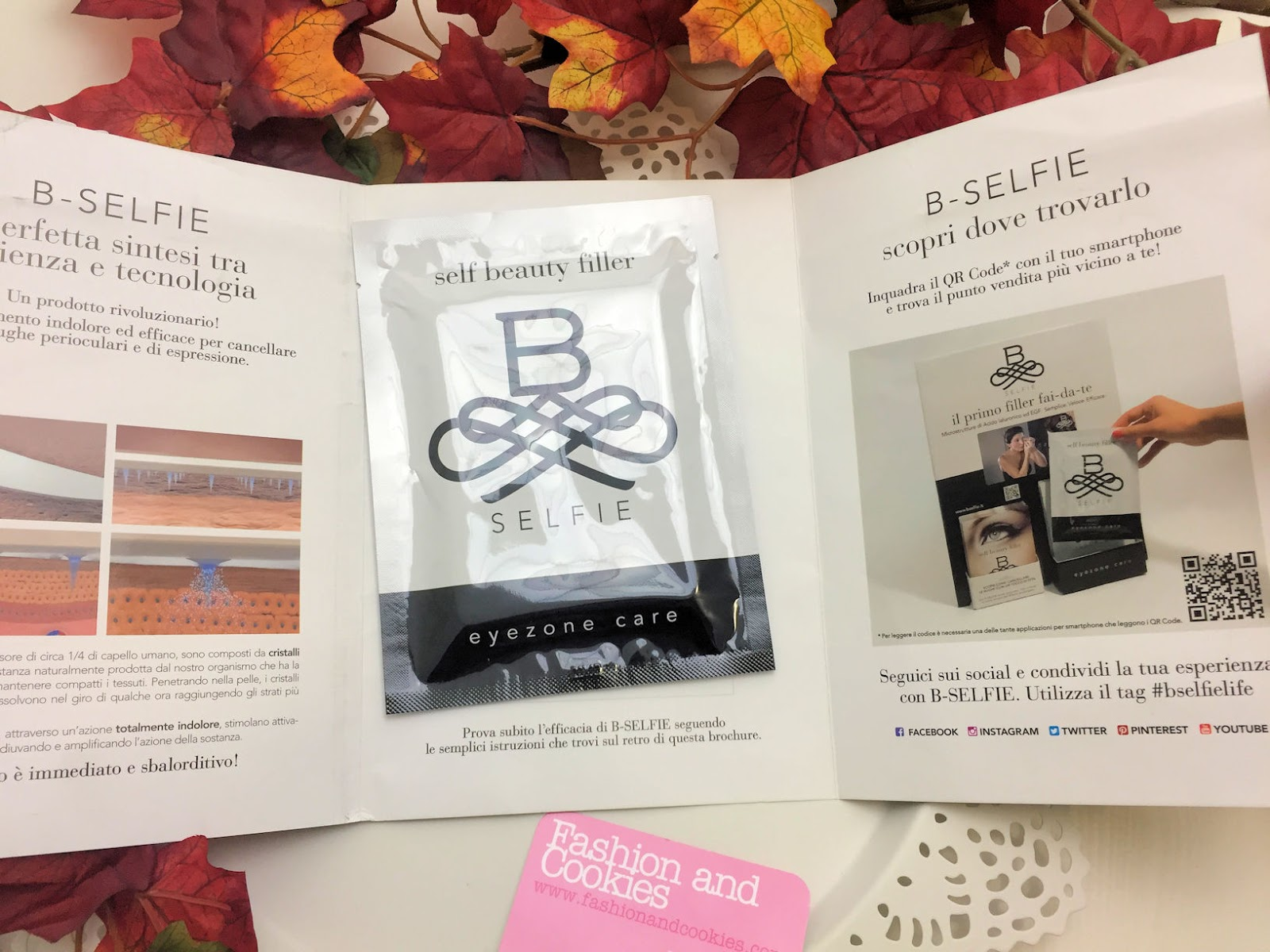 Filler contorno occhi senza aghi: B-Selfie su Fashion and Cookies beauty blog, beauty blogger