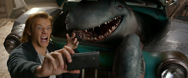 MONSTER TRUCKS [CINE] Unos seres muy especiales.