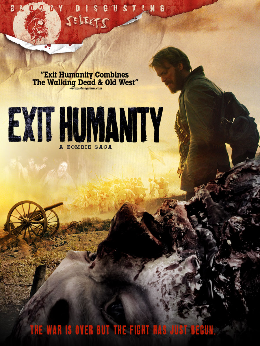 Exit Humanity affiche