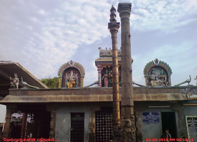Chennai Kundrathur Murugan Temple
