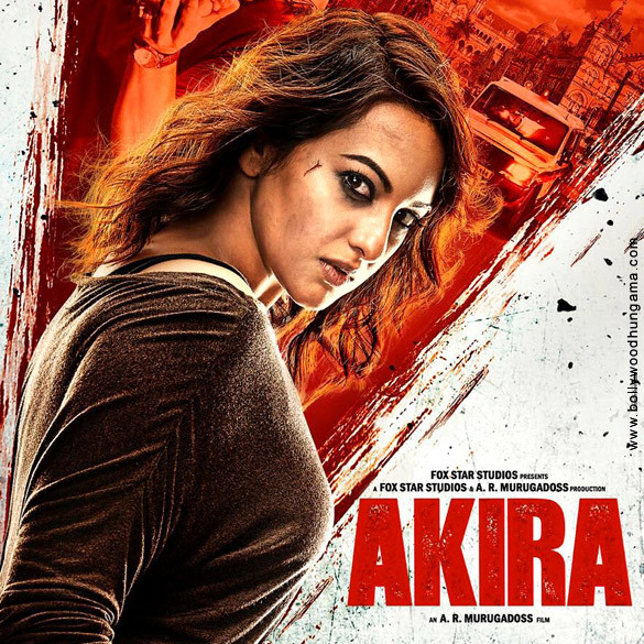 Akira (2016) Hindi DVDScr 1CD  x264 694.mb