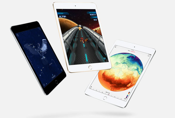 Games iPad Mini 4
