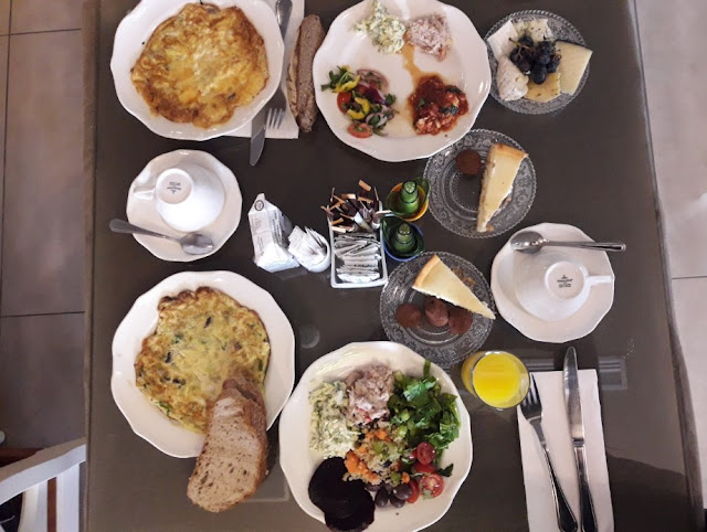 Special Weekends at Shtarkman Erna boutique hotel at Nahariya