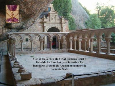 Santo Grial (Sancius Grial o Grial de los Sanchos)
