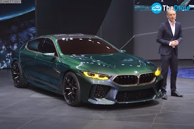 BMW M8 Gran Coupe 2018 Review, Specs, Price