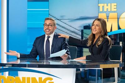 The Morning Show Series Jennifer Aniston Steve Carell Image 2