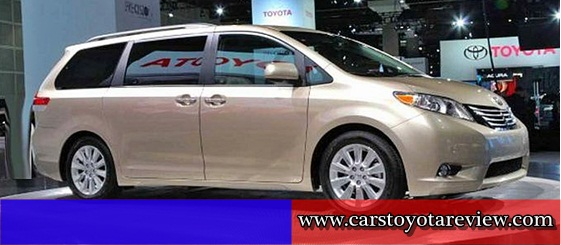 2018 Toyota Sienna Redesign Changes, Is Expected To Arrival Date