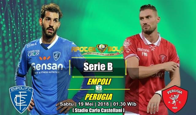 Prediksi Empoli vs Perugia 19 Mei 2018