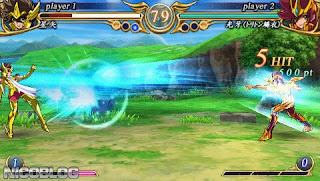 saint seiya omega psp iso english