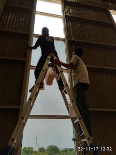 Spesial Jasa Pemasangan Kaca Film Gedung One Way Termurah di Bekasi Jakarta
