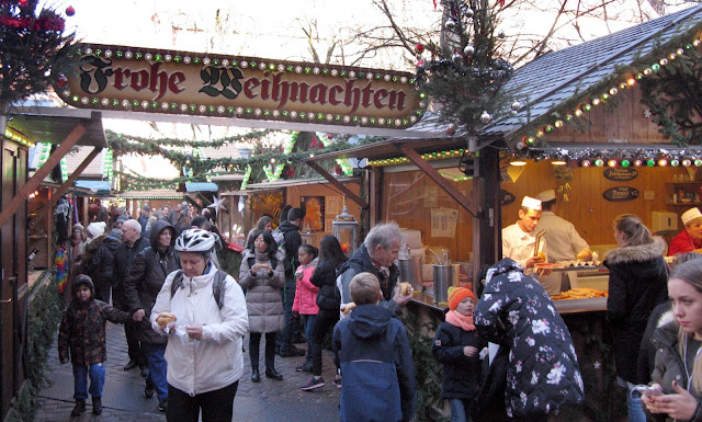 Mercado de Navidad Friburgo