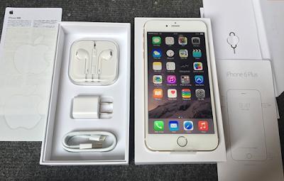 Điện thoại iPhone 6 Plus lock giá rẻ