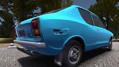 Download mod Fuel Tank Door for Satsuma My summer car