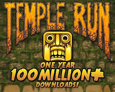 Temple Run: el juego para móviles del momento