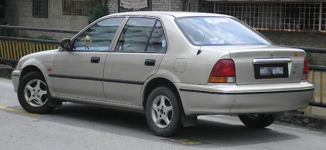 Honda City 1995