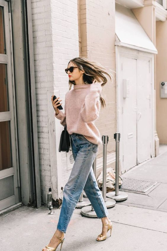 20+ Ways to Wear Your Jeans This Fall