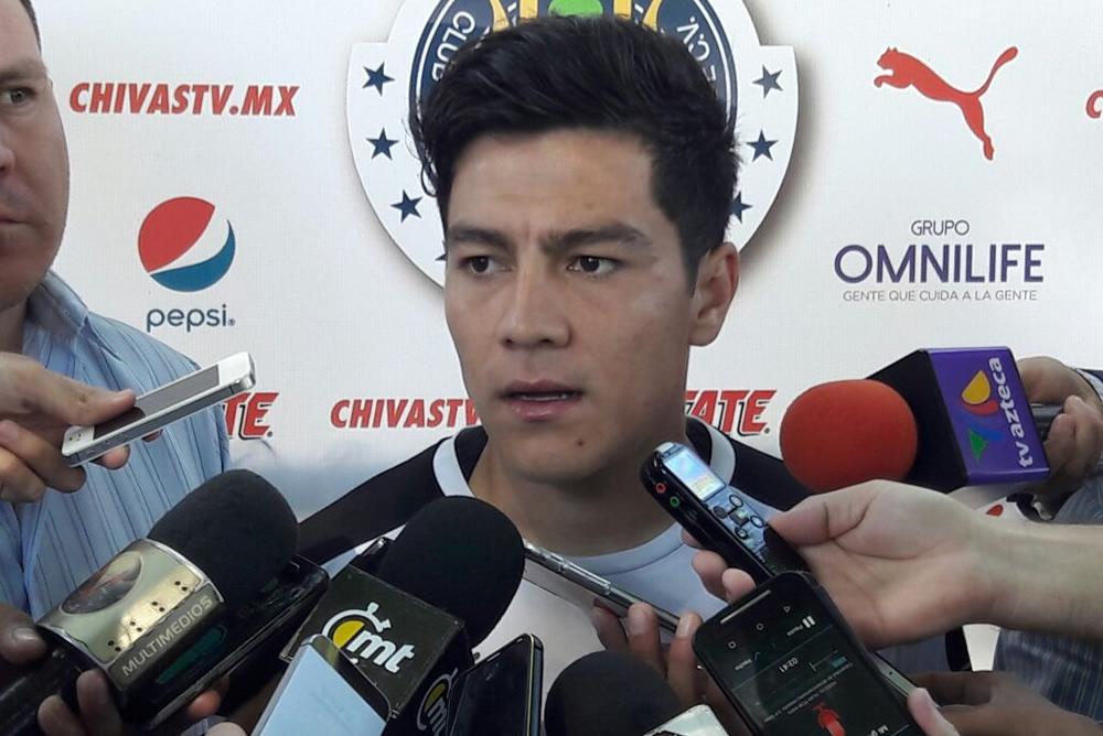 Michael Pérez.