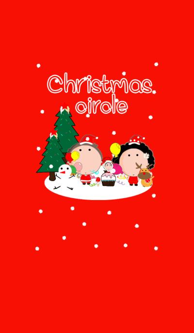 คริสต์มาส อ้วนกลม