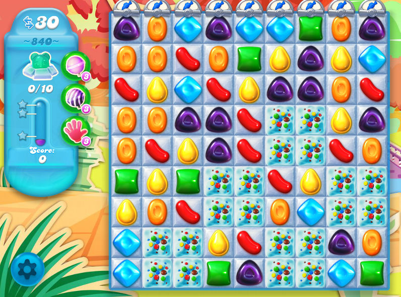 Candy Crush Soda saga Saga 840
