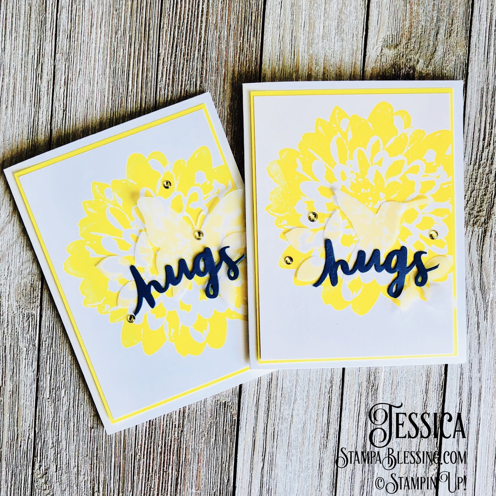 Stamp a Blessing: Last Chance: You Move Me Bundle hugs!