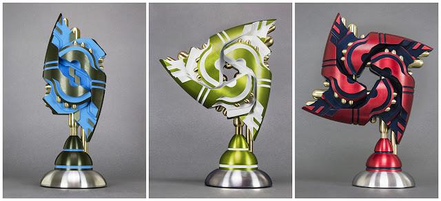 Metal, Sculpture, Triptych, digital fabrication, CNC, Design, machine art, metal sculpture,