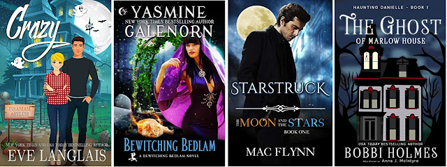 Image: Click for Top 100 Free Paranormal Ghost Romance eBooks