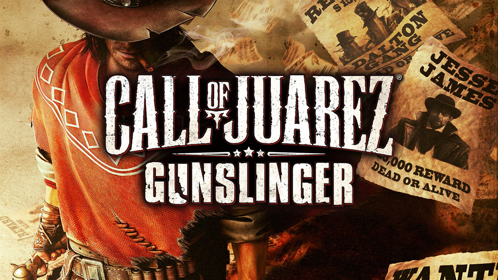 Call of Juarez Gunslinger Download Poster