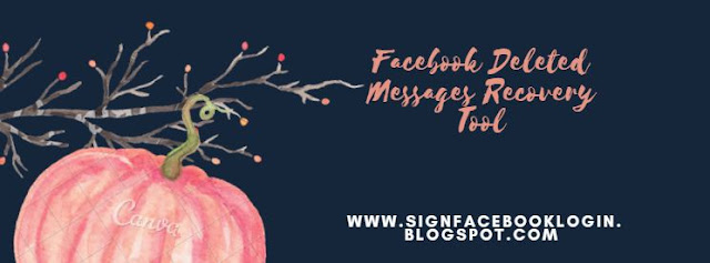 Facebook Deleted Messages Recovery Tool