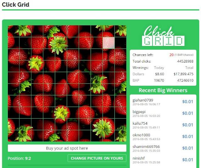 clix grid grelha paidverts mytrafficvalue bap