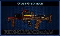 Groza Graduation