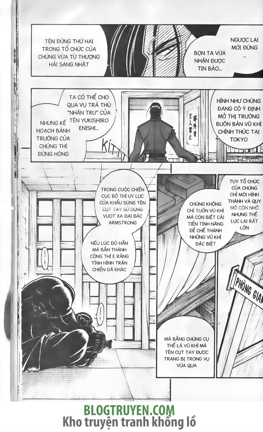 Rurouni Kenshin chap 213 trang 17