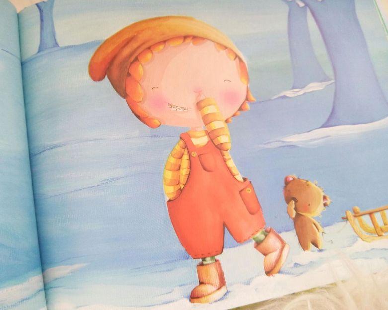 libro para la llegada de un hermanito