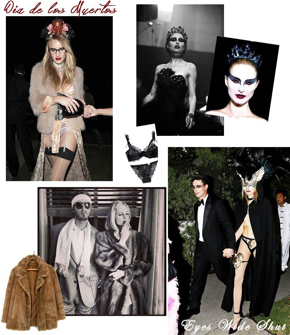 fashion celebrity halloween costumes