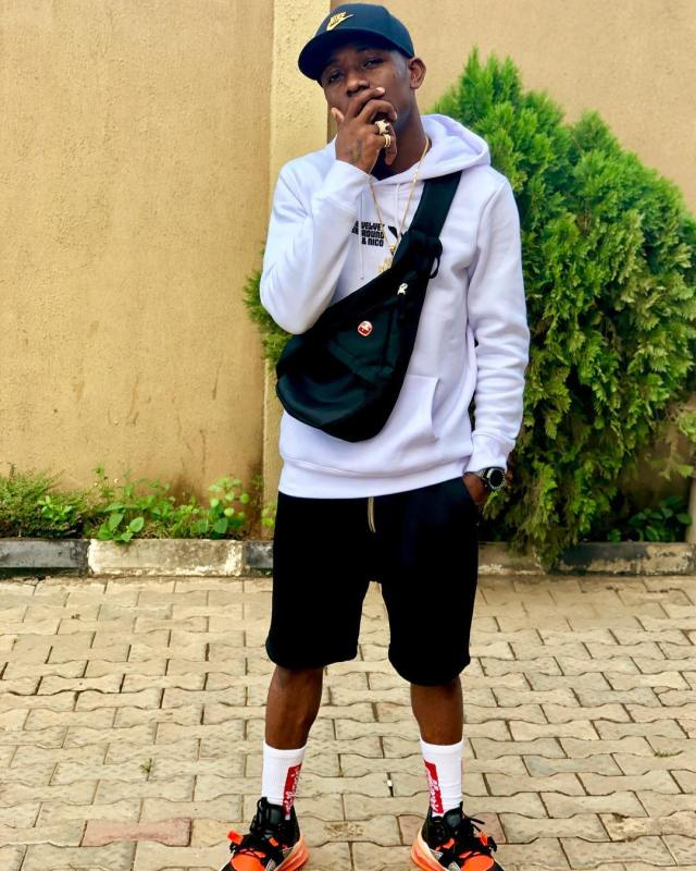 Reason Singer Small Doctor Were  arrested, paraded for threatening a police officer with a gun in Oshodi