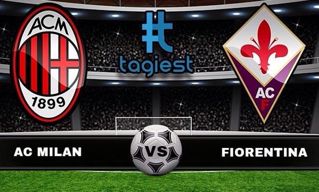 AC Milan vs Fiorentina - Instagram