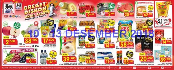 katalog harga promo jsm superindo weekday 10 desember