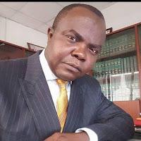 Nigerian lawyer, Emeka Ugwuonye