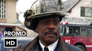 """Chicago Fire Episódio 7x18 """"No Such Thing As Bad Luck"""" (HD)"""