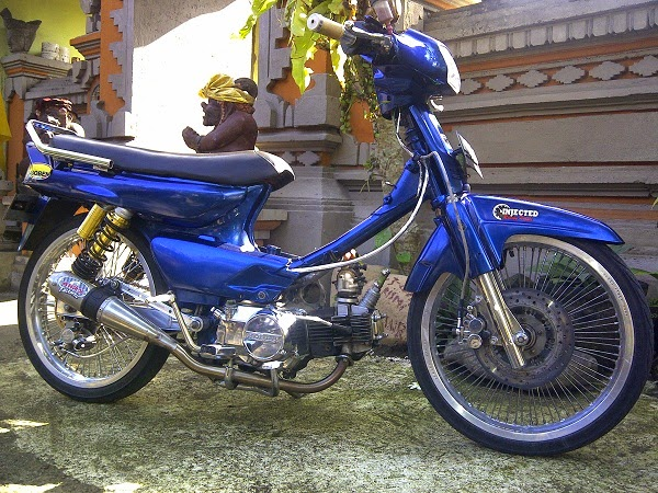 terbaru modifikasi honda astrea grand