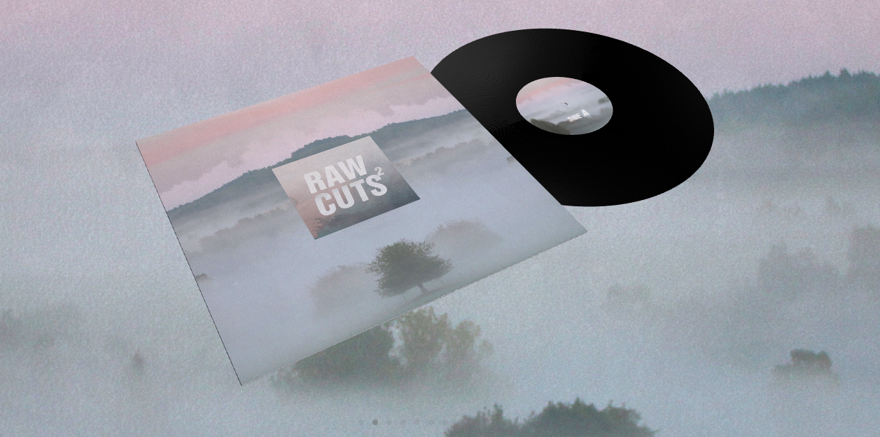 Raw Cuts 2 im Full Album Stream | Jazzy, dusty und LoFi HipHop Sounds
