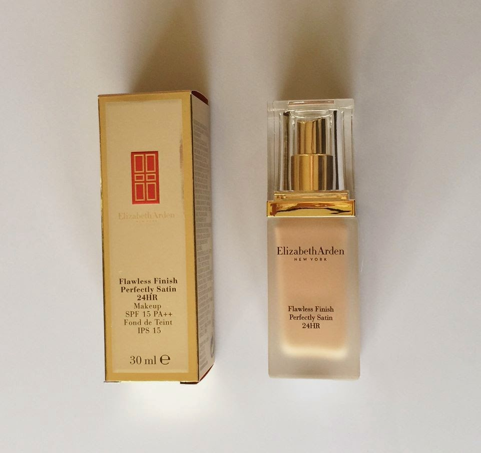 PRODUCT REVIEW: ELIZABETH ARDEN FLAWLESS FINISH PERFECTLY ...