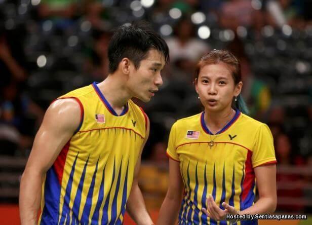 Chan Peng Soon dan Goh Yiu Ling