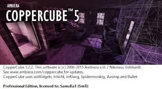 Ambiera CopperCube Professional 5.5 Multilingual Full Version