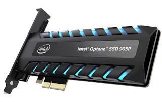 Intel optain ssd 905p