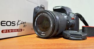 Jual Canon Kiss X7 ( Eos 100 D )