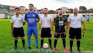 Chelsea e Boca Rica pela Copa Rádio Clube