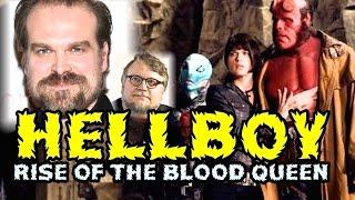 Sinopsis Film Hellboy (2018) - Manusia bertanduk