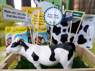 Fernleaf 100% Mmmmm : Susu Berkualiti Tinggi Penuh Khasiat Untuk Sekeluarga