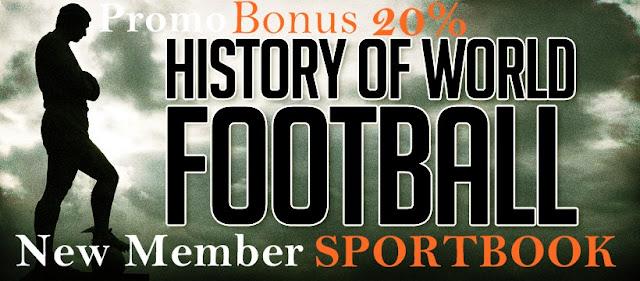 Promo Bonus 20% Sportbook