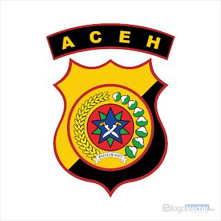 Polda Aceh Logo vector (.cdr)